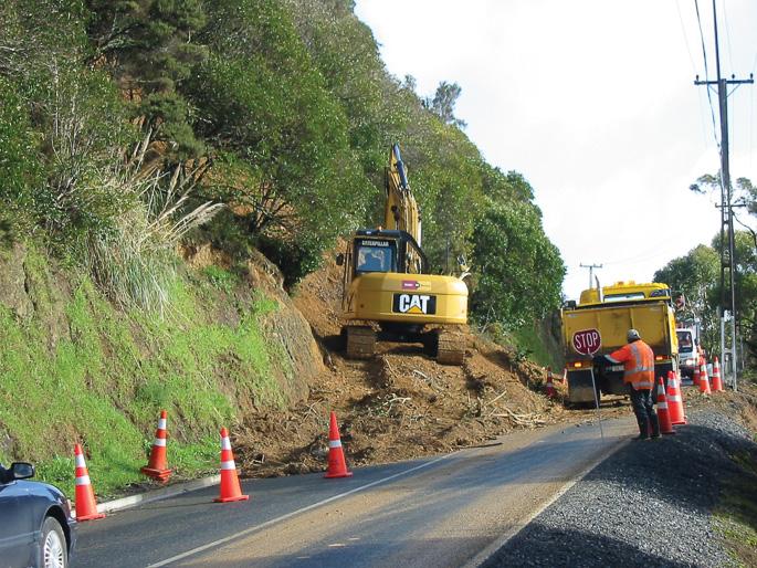 Auckland Transport Road Corridor Maintenance Contracts