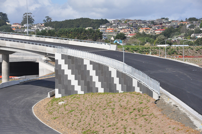 State Highway 20-1 Manukau Extension - Traffic Demand Management System