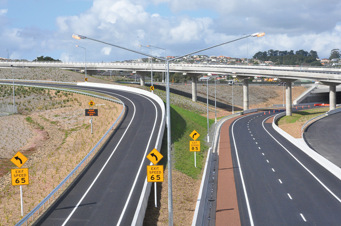 State Highway 20-1 Manukau Extension - Traffic Demand Management System