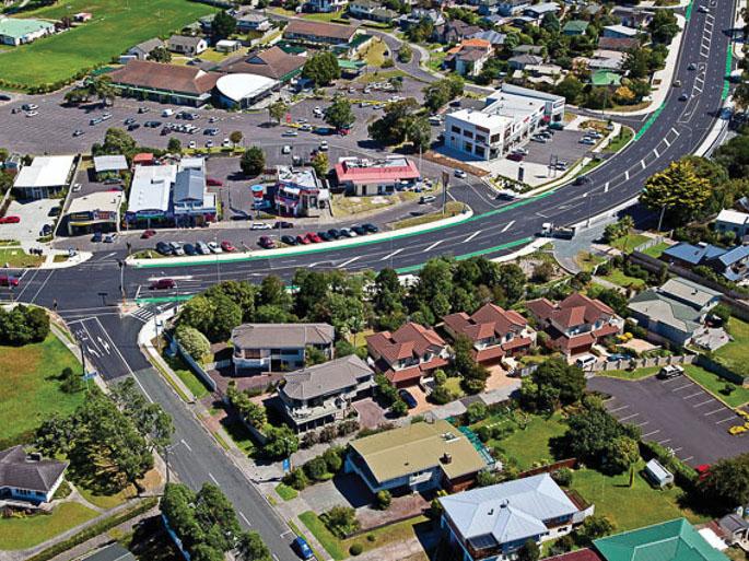 East Coast Road Widening