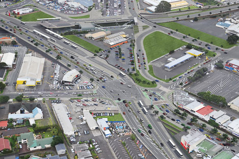 Auckland-Manukau Eastern Transport Initiative (AMETI)