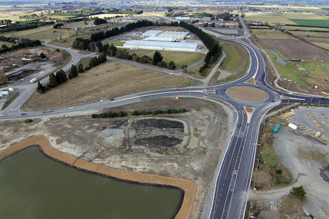 Christchurch Southern Motorway Estimate Review