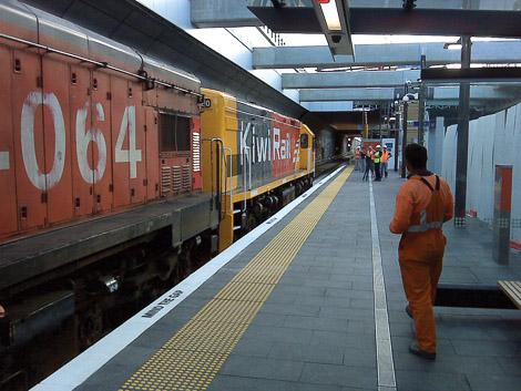 DART 6 - New Lynn Rail Trench & Enhanced Station
