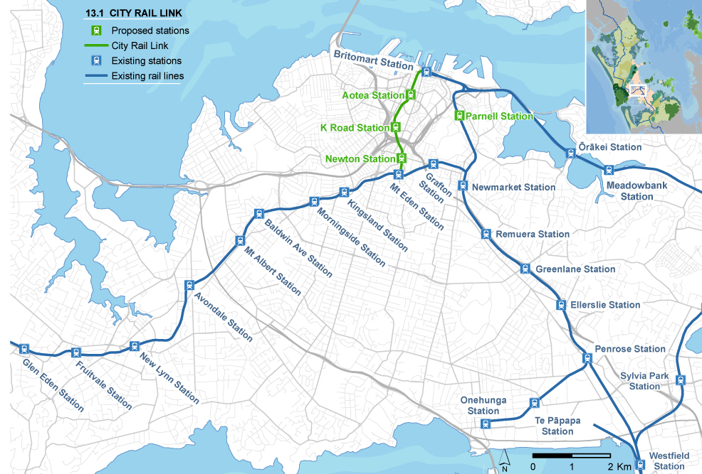 City Rail Link Procurement