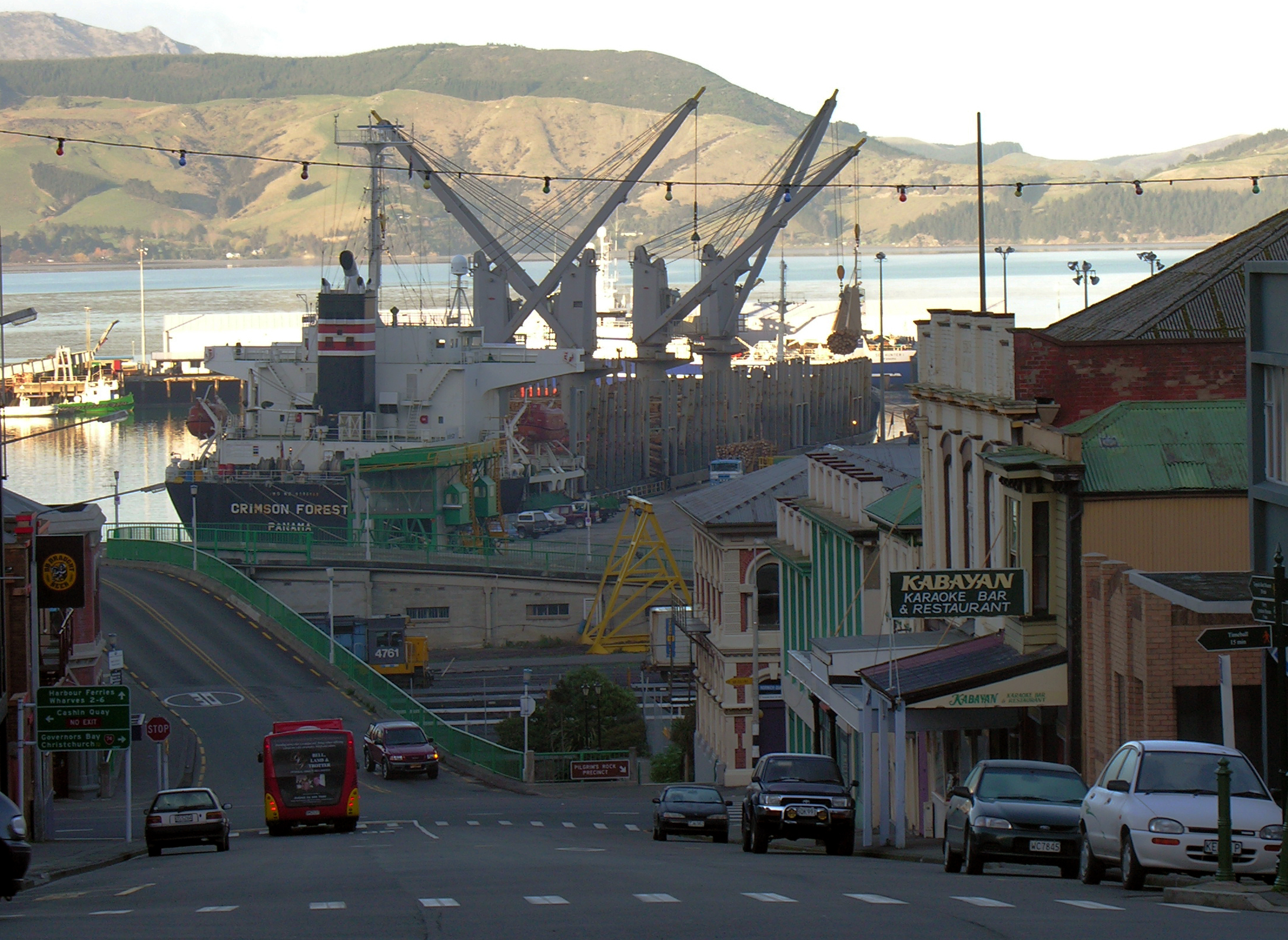 Lyttelton Port of Christchurch