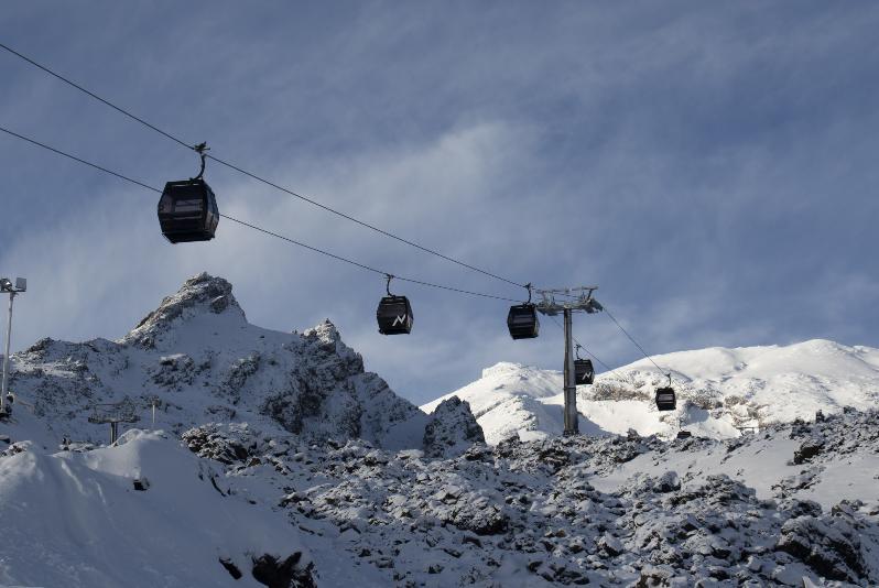 Sky Waka Gondola - Mt Ruapehu