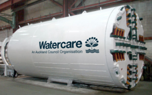 Watercare's central interceptor