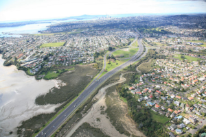 Waterview to Te Atatu