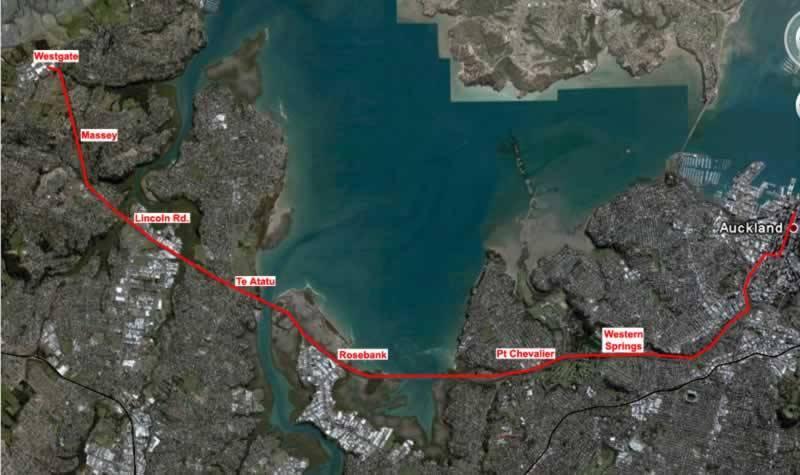 North-Western Busway Concept Design Safety Audit