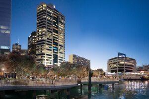 Downtown Auckland Public Space